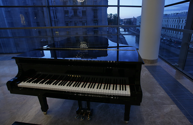 """Занятия """"Фруктовое пианино"""""""
