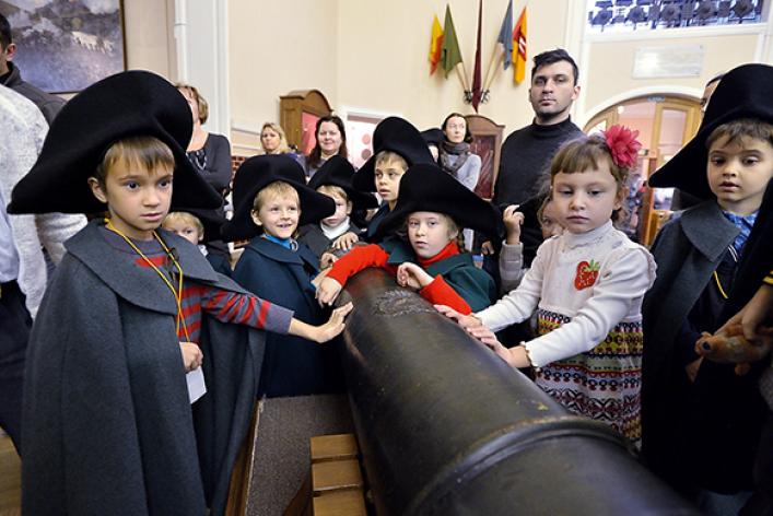 Фестиваль «Детские дни вПетербурге»