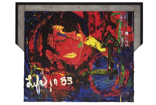 Персональная выставка Сильвестра Сталлоне - Фото №3