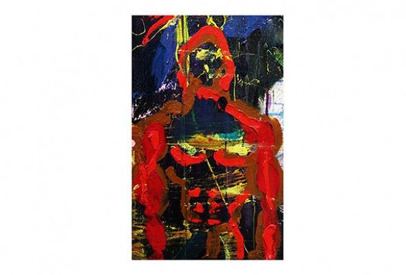 Персональная выставка Сильвестра Сталлоне - Фото №4