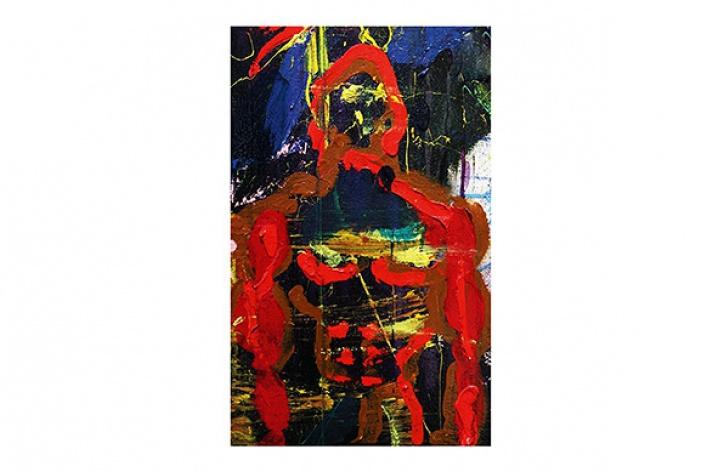 Персональная выставка Сильвестра Сталлоне
