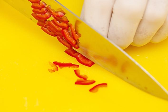 Филе радужной форели сйогуртовым соусом