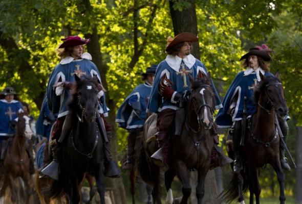 Три мушкетера - Фото №12