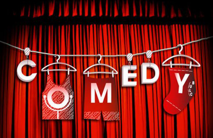 Юбилей Comedy Club