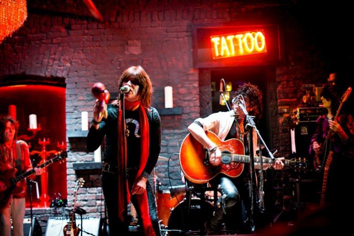Вклубе Jagger прошла вечеринка встиле фильма «Отзаката дорассвета»