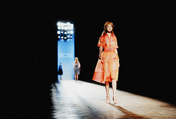 Aurora Fashion Week Russia: review - Фото №22