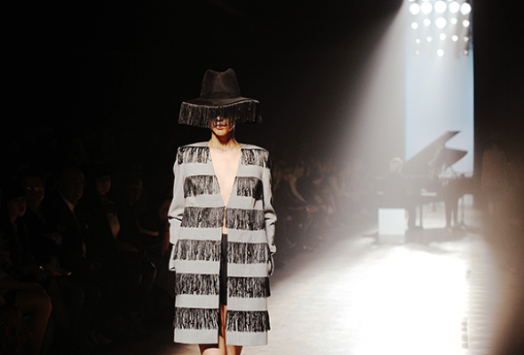 Aurora Fashion Week Russia: review - Фото №33