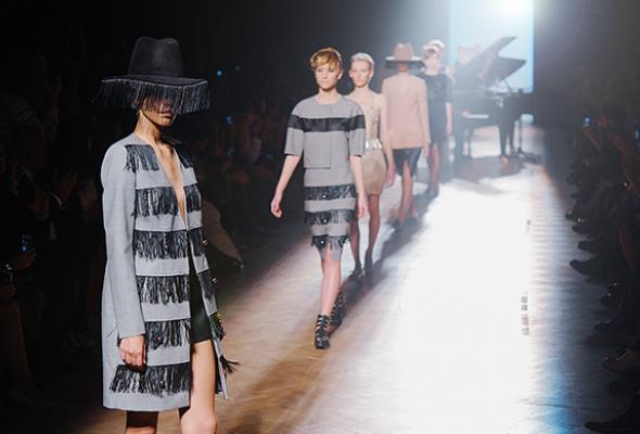 Aurora Fashion Week Russia: review - Фото №39
