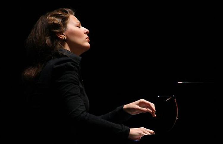Фортепианный вечер Полины Осетинской