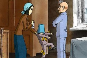 Большой фестиваль мультфильмов: Маленький пруд и длинный мост