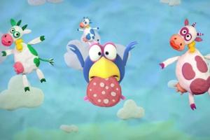 Большой фестиваль мультфильмов: Моя мама - самолет