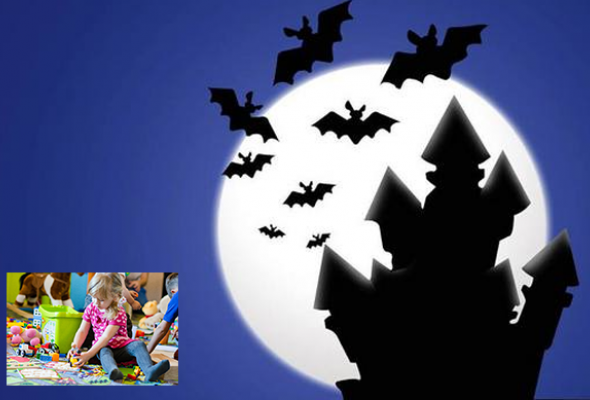 Маленькие бестии: Хеллоуин для детей - Фото №0