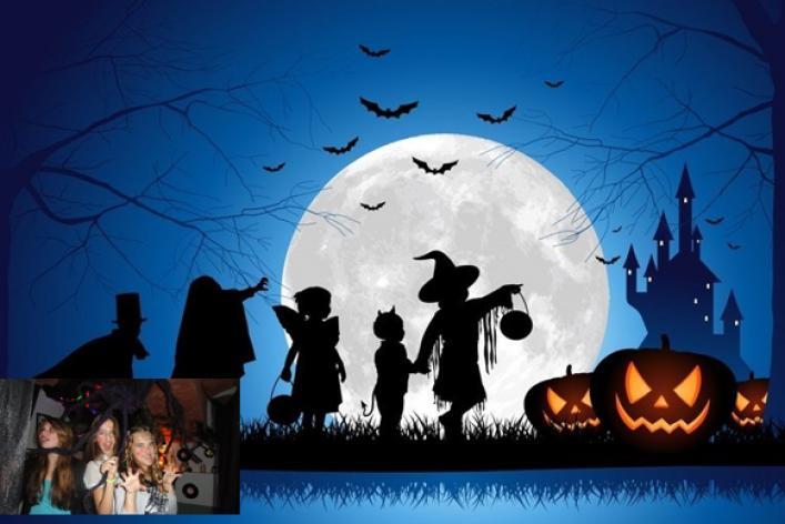 Маленькие бестии: Хеллоуин для детей