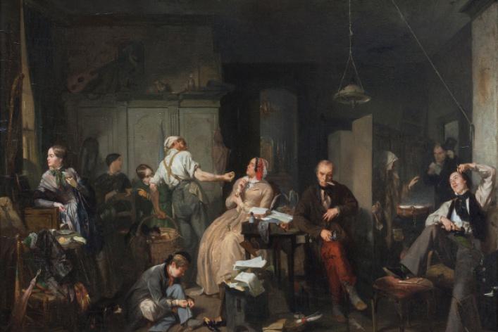 Больше чем романтизм. Русская и голландская живопись первой половины XIX века