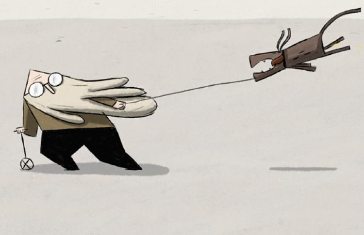 Большой фестиваль мультфильмов: Рыба из лапши