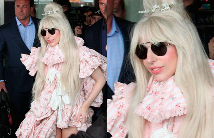 Леди Гага: 50образов, которые потрясли мир Фото №412558