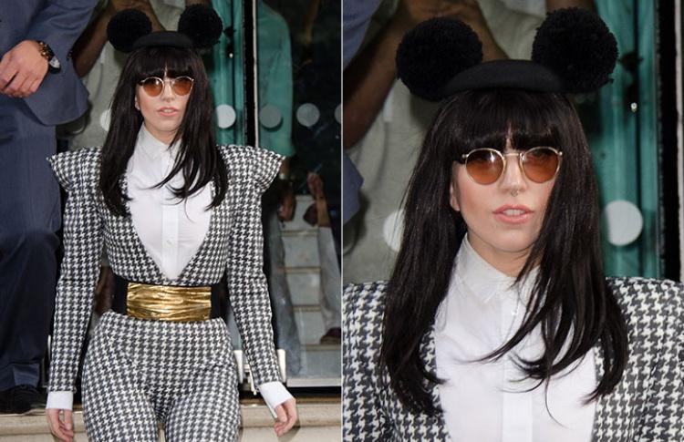 Леди Гага: 50образов, которые потрясли мир Фото №412559