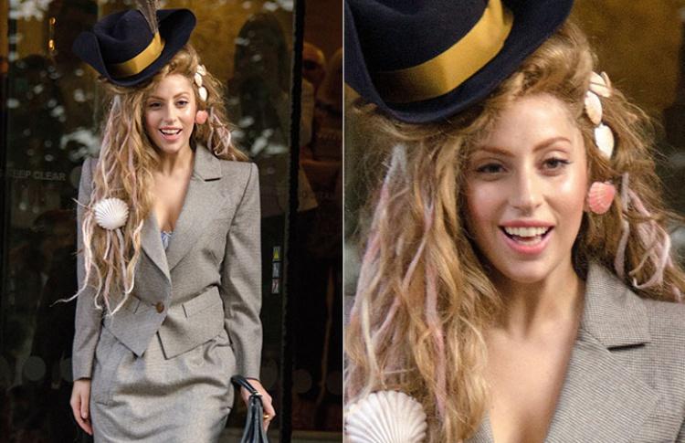 Леди Гага: 50образов, которые потрясли мир Фото №412560