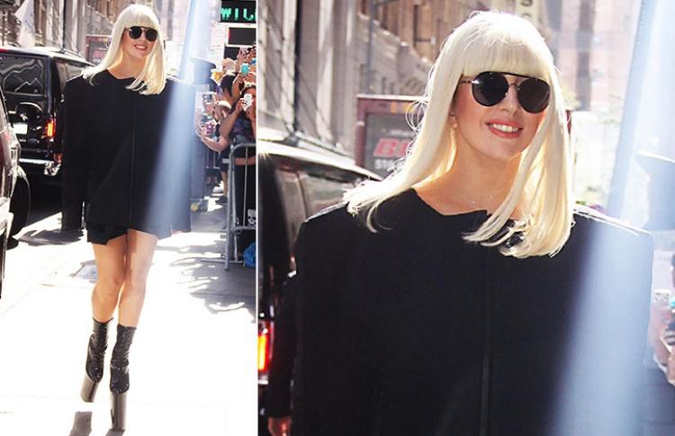 Леди Гага: 50образов, которые потрясли мир Фото №412561