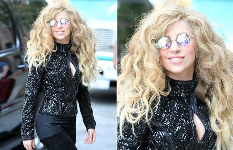 Леди Гага: 50образов, которые потрясли мир Фото №412562