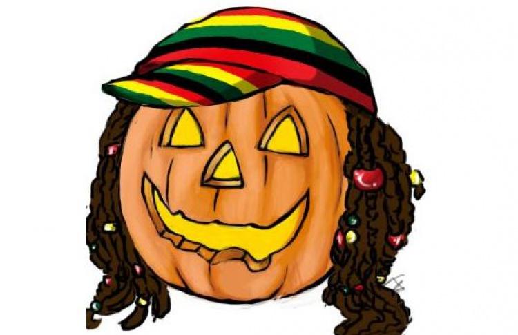 Positive Halloween Carnaval