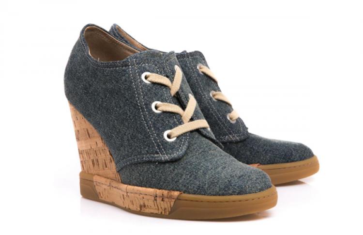 Временный обувной аутлет