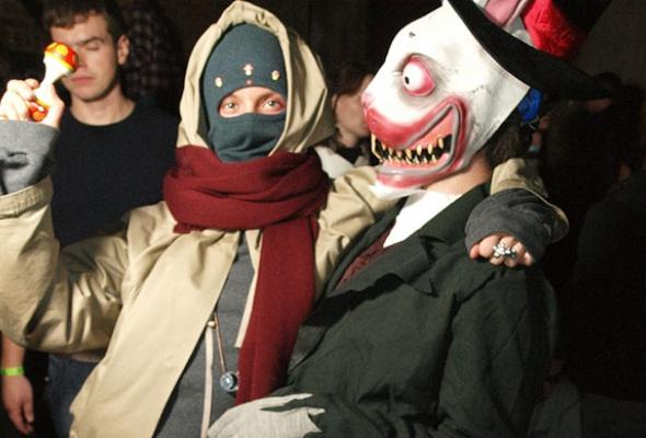 Хеллоуин: лучшие вечеринки - Фото №0