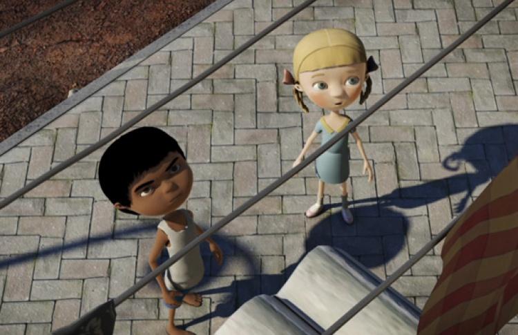 Большой фестиваль мультфильмов: ДокуАнимация израильской киношколы Сапир