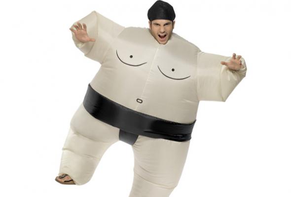 10умопомрачительных костюмов для Хеллоуина - Фото №0