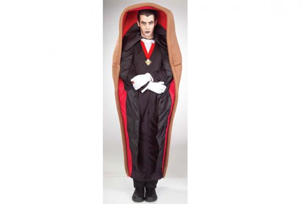10умопомрачительных костюмов для Хеллоуина - Фото №1