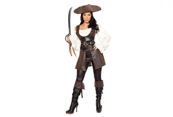 10умопомрачительных костюмов для Хеллоуина - Фото №2
