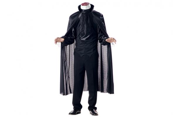 10умопомрачительных костюмов для Хеллоуина - Фото №9