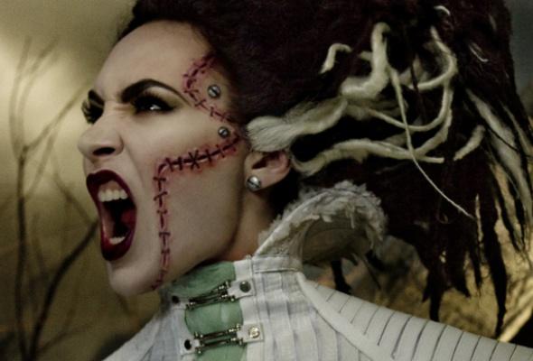 Грим для Хеллоуина: 6предложений салонов ибрендов - Фото №0