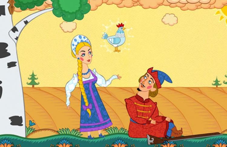 Большой фестиваль мультфильмов: программа «Снежинка»