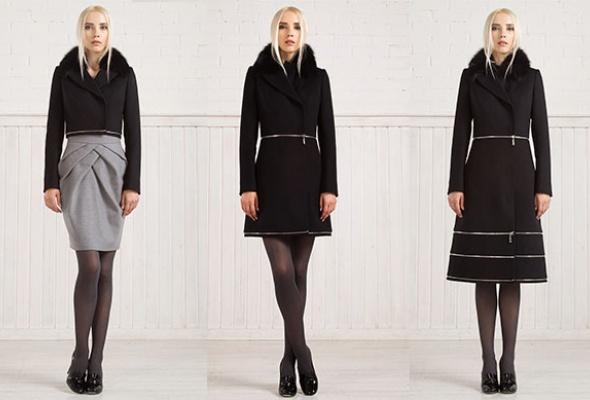 Екатерина Смолина выпустила коллекцию пальто Smart coat - Фото №1