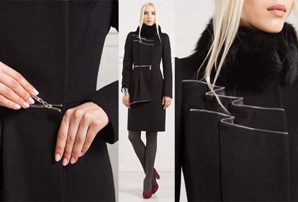 Екатерина Смолина выпустила коллекцию пальто Smart coat - Фото №4