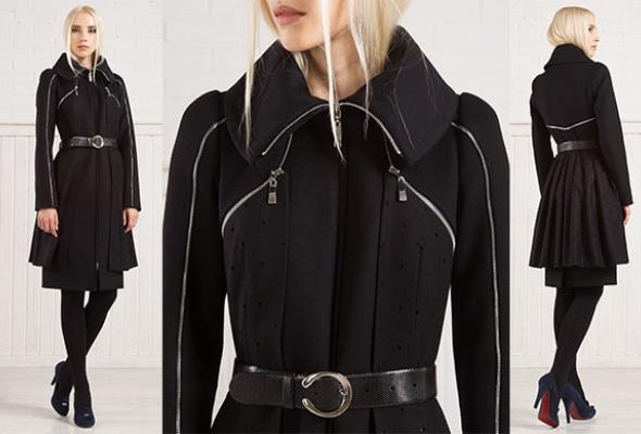 Екатерина Смолина выпустила коллекцию пальто Smart coat - Фото №3
