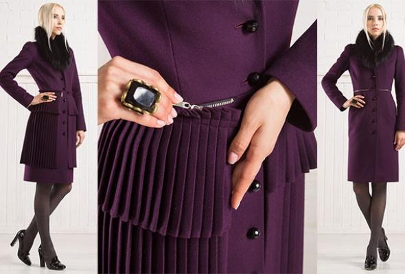 Екатерина Смолина выпустила коллекцию пальто Smart coat - Фото №0