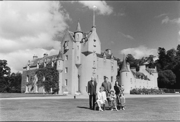 Эллиотт Эрвитт «Великое шотландское приключение» - Фото №2