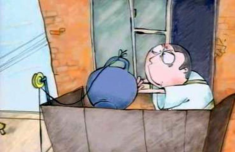 Большой фестиваль мультфильмов: ТАРУСА 2000