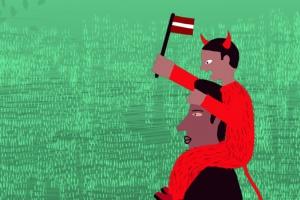 Большой фестиваль мультфильмов: русские сериалы для взрослых
