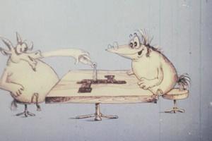 Большой фестиваль мультфильмов: старые мультфильмы - новая музыка
