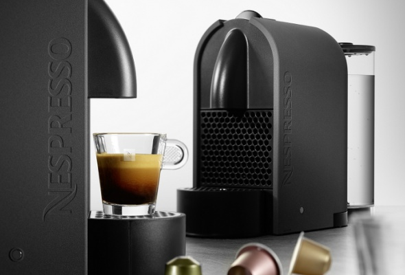 Nespresso расширяет коллекцию кофе-машин U - Фото №1