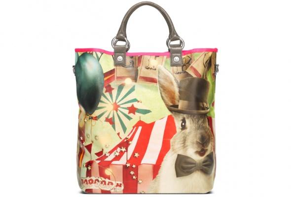 Осенне-зимняя коллекция сумок George Gina&Lucy - Фото №1