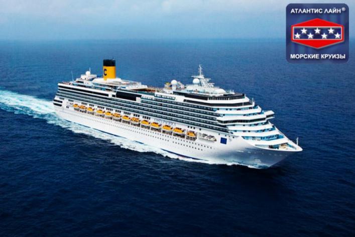 Морские круизы: путешествия, отдых, развлечения, шоппинг инаслаждение жизнью…