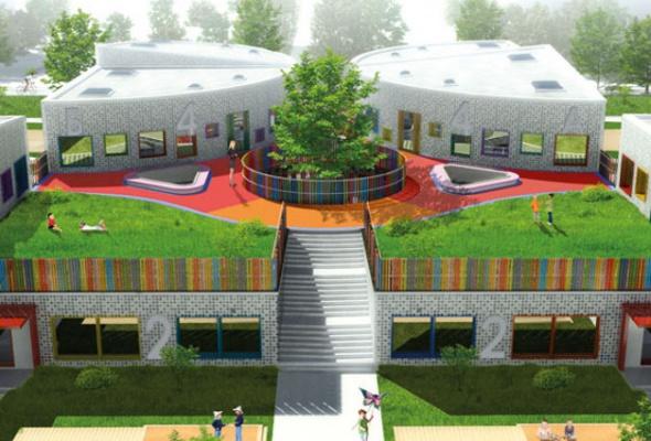 Новый облик детских садов - Фото №1