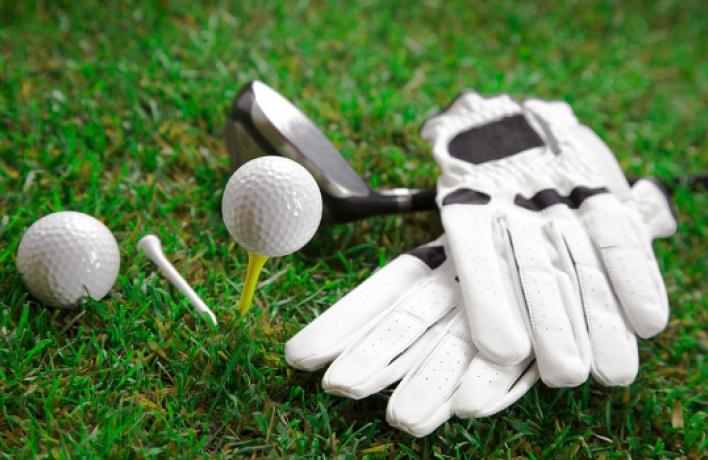На«Красном Октябре» появился крытый гольф-клуб