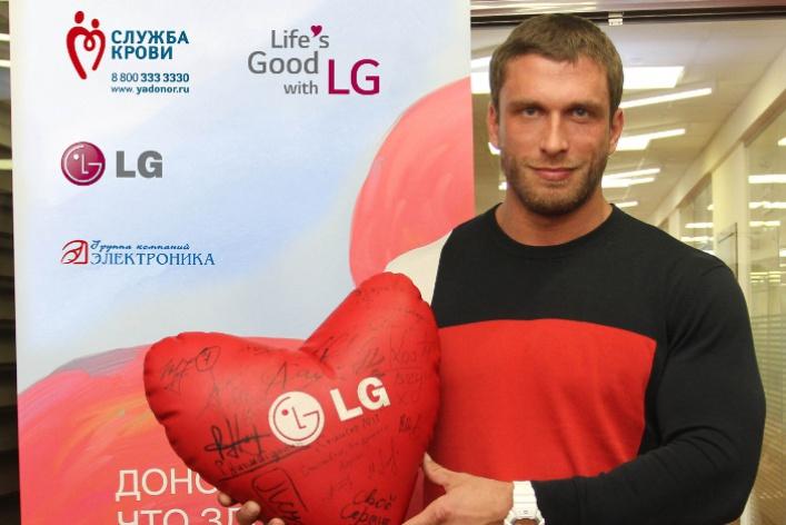 LGиГруппа компаний «Электроника» провели первый совместный корпоративный День донора вНижнем Новгороде