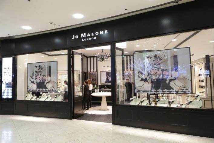Открылся флагманский бутик JoMalone