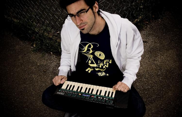 DJs Tessela, Randomer